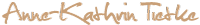 Lautenrausch – Anne-Kathrin Tietke Logo
